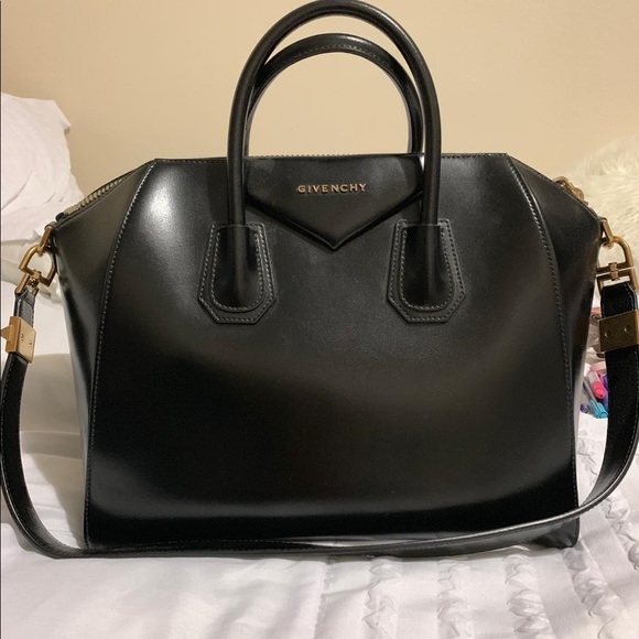 588cc3c330 Givenchy Bags | Antigona Medium Satchel | Poshmark